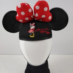 Disney Minnie Mouse Loves and Kisses Hat with Ears
